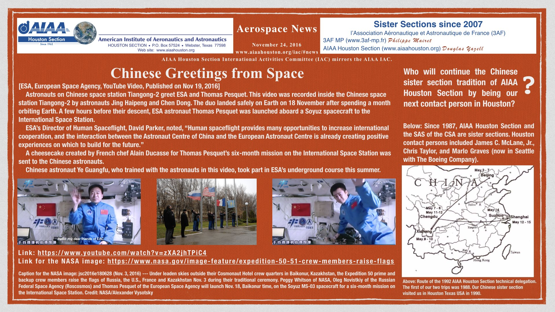 Above: Chinese Greetings from Space. (Click to zoom.)