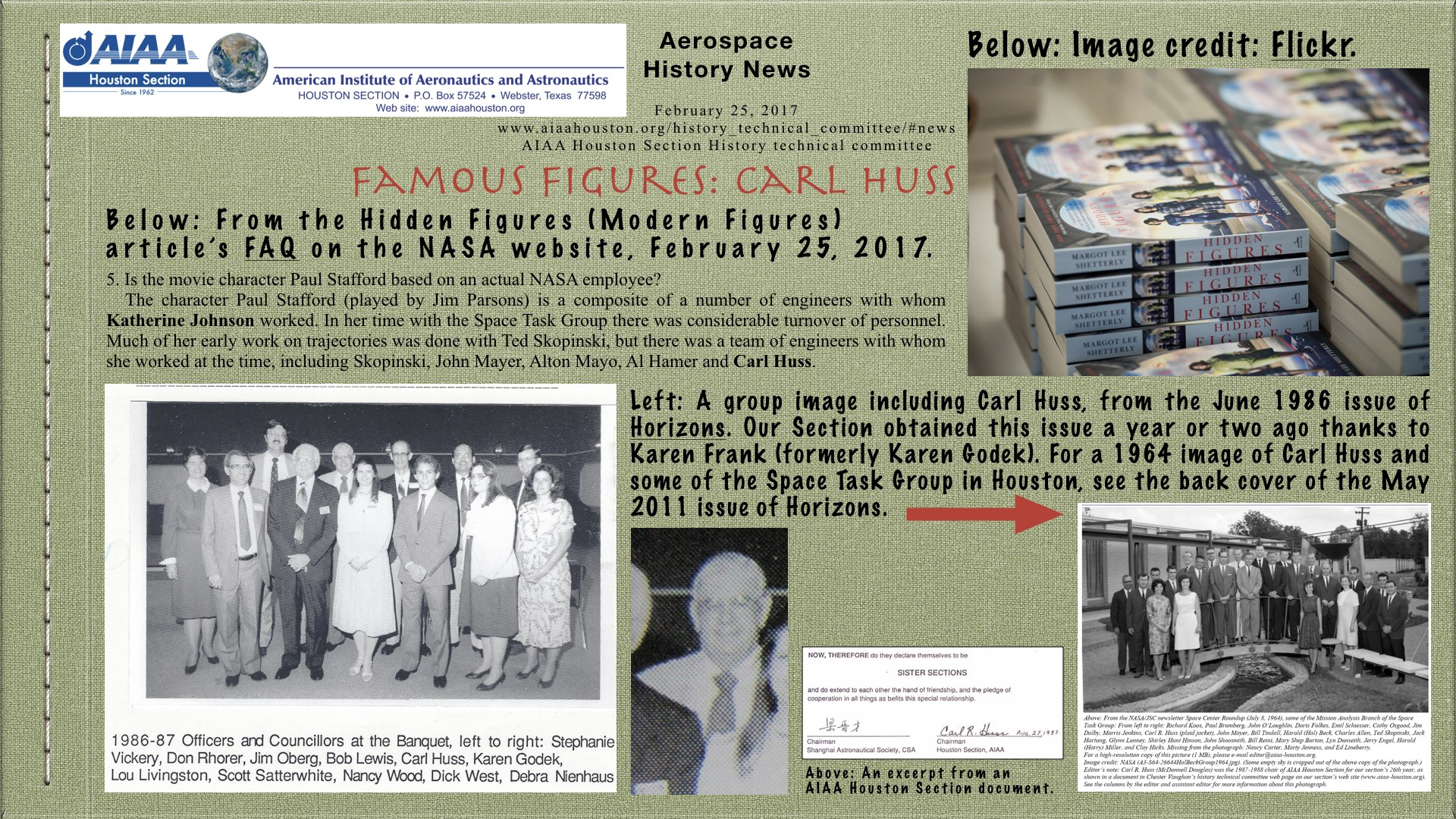 Above: Famous Figures: Carl Huss. (Click to zoom.)