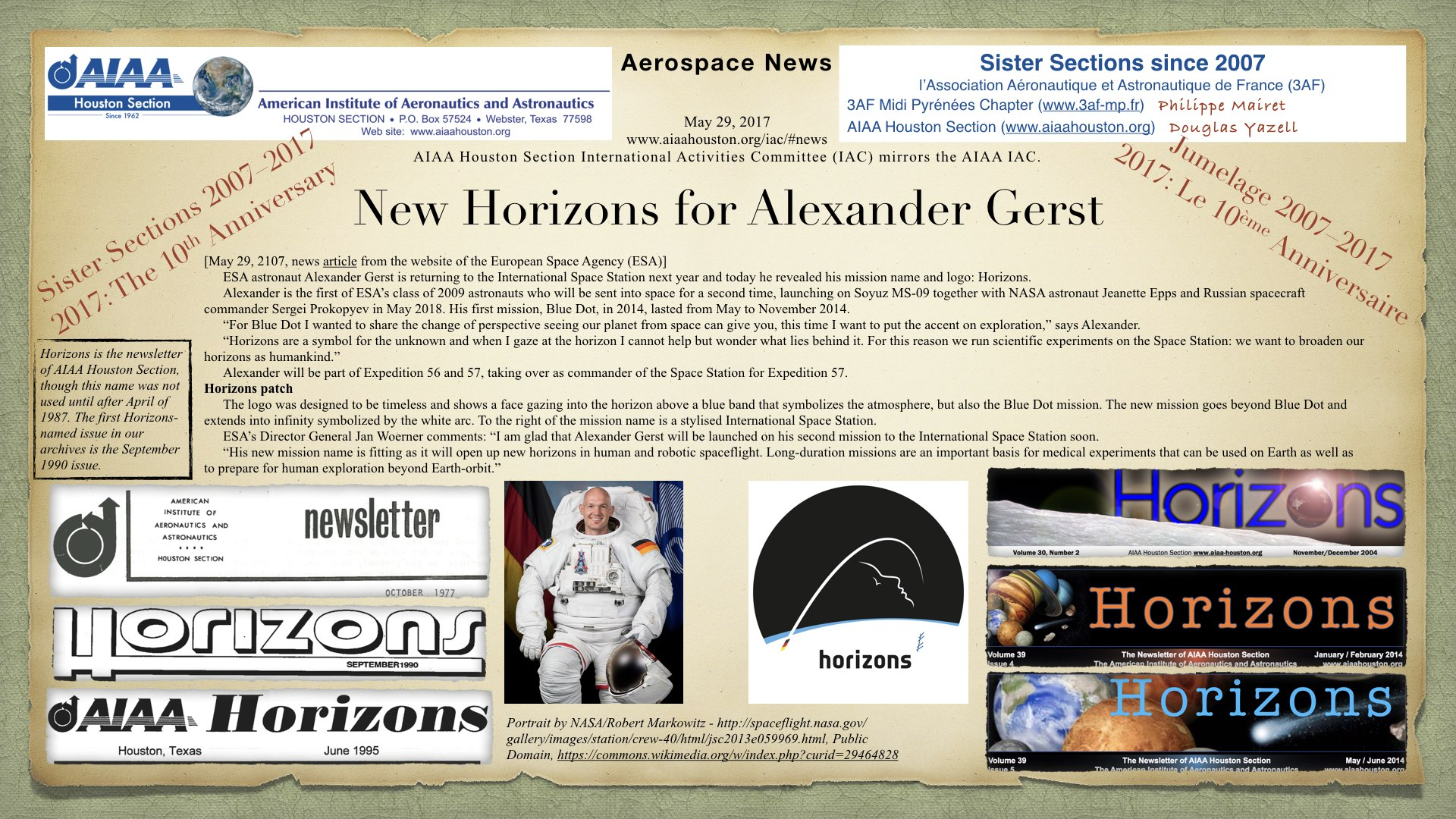 Above: New Horizons for Alexander Gert. (Click to zoom.)