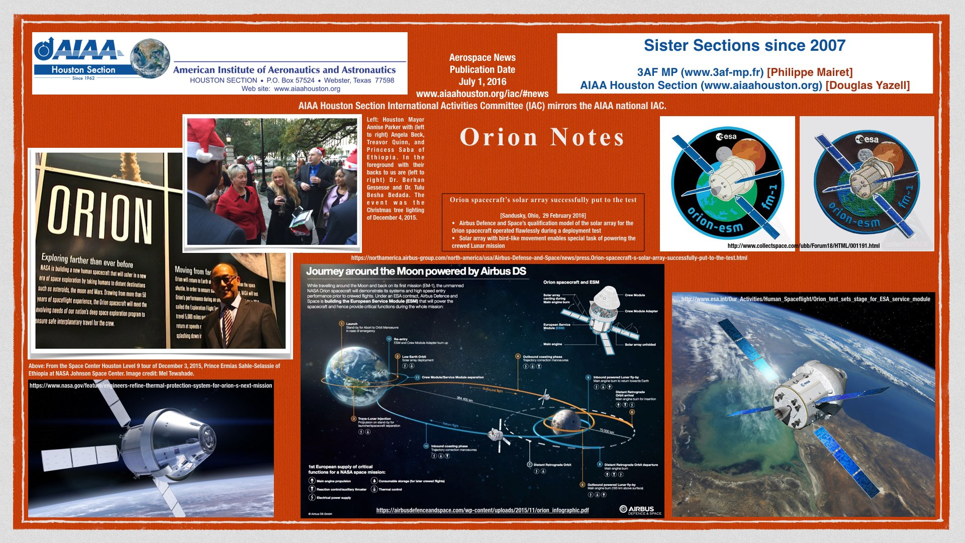 Above: Orion notes. (Click to zoom.)