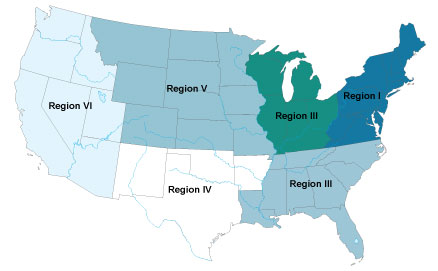 AIAA Geographical Regions