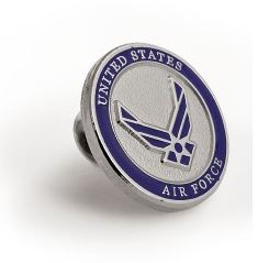 Air Force lapel pin from NWT Mint