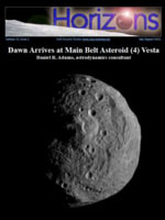 July/August 2011 Horizons cover