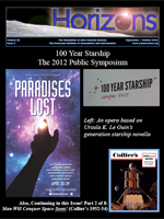 September/October 2012 Horizons Cover