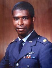 Above: Major Robert Henry Lawrence Jr. Source: Wikipedia.